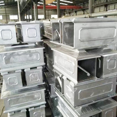 Furniture Cast Aluminum Part