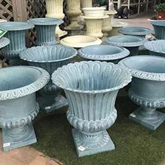 Garden Decoration Cast Part