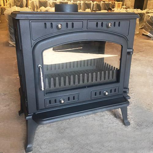 Cast Iron Fireplaces VS. Sheet Metal Fireplaces