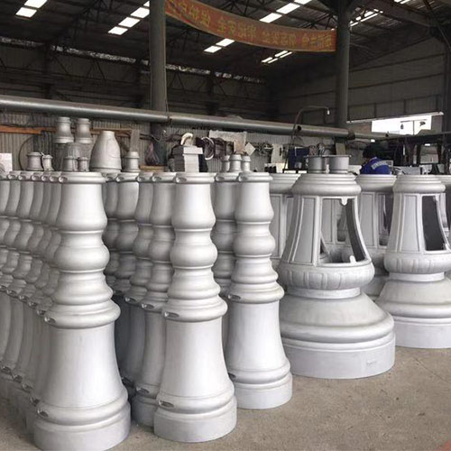 Choose an aluminum casting fountain to improve your garden space