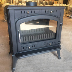 Do You Know The Cast Iron Fireplace?